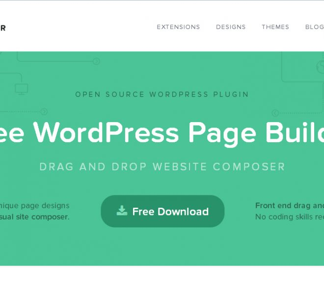 Top 10 Best Drag and Drop WordPress Page Builders 2018