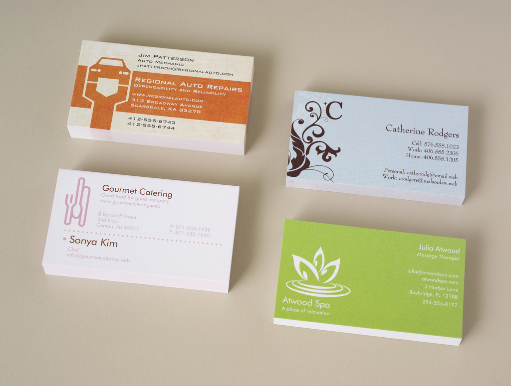 Beautiful Vistaprint Business Card Templates MagTemplates - Vistaprint business card templates