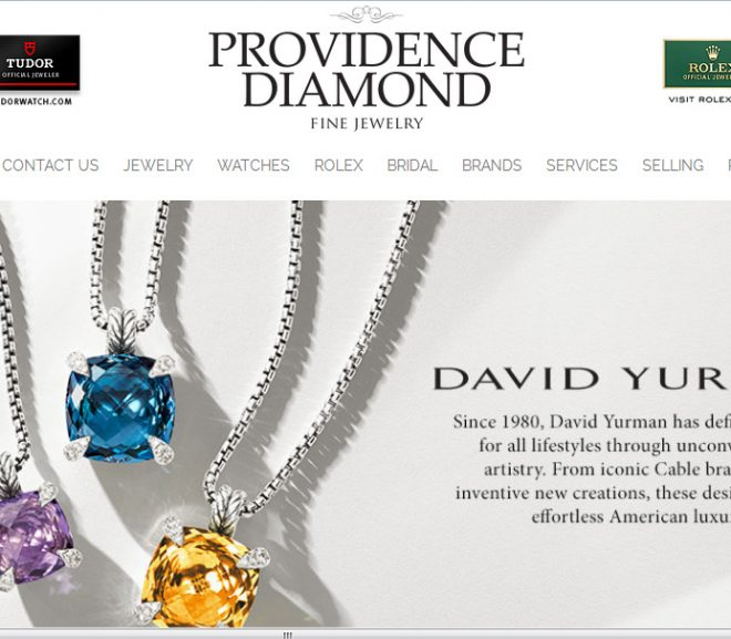 20 Best Jewelry Website Design Examples