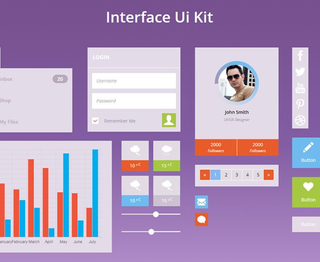 17 Amazing Free Bootstrap UI Kits for Designers
