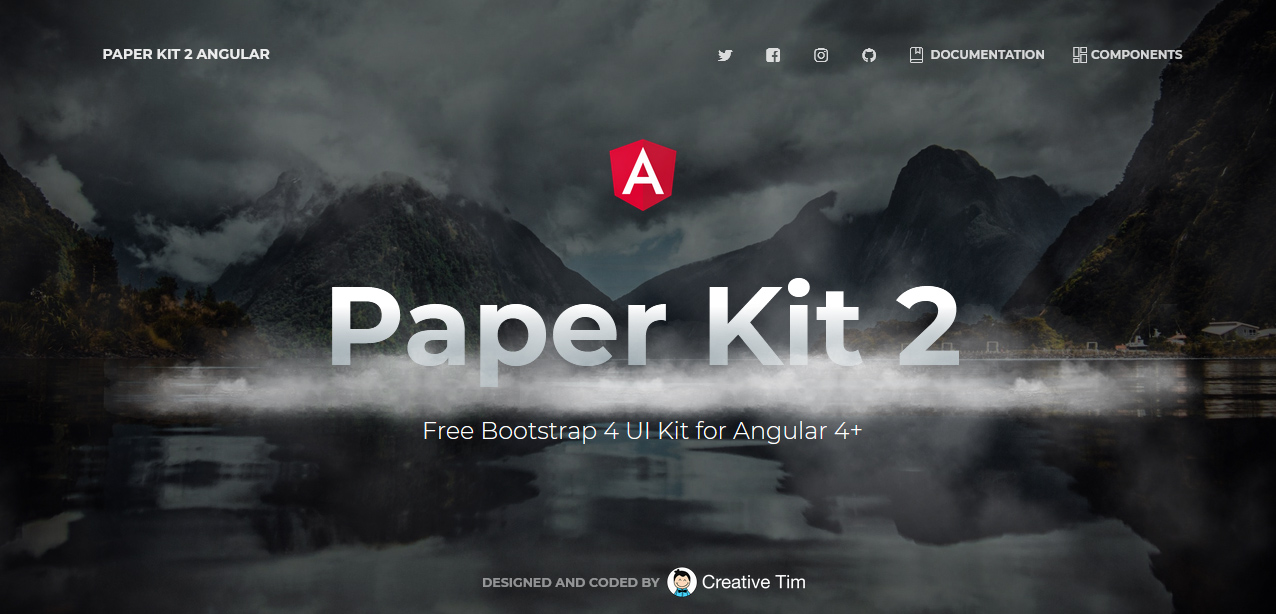 17 Amazing Free Bootstrap UI Kits for Designers - MagTemplates