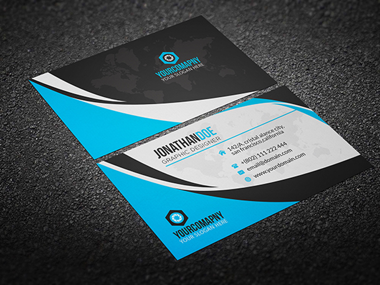 15 best business card designs 2018 magtemplates graphic designer business card colourmoves